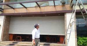 Dịch vụ sửa chữa cửa cuốn tại Đà Nẵng