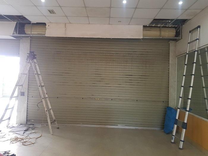 Dịch vụ sửa cửa cuốn quận Sơn Trà